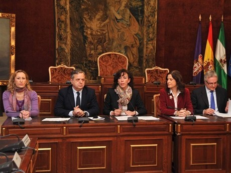 La Diputación suscribe convenios de índole social por valor de 193.485 euros