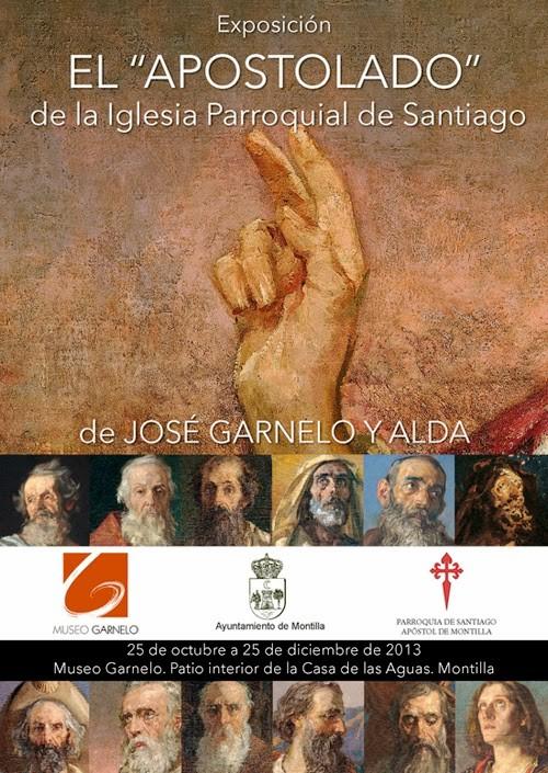 El «Apostolado» de José Garnelo se expone temporalmente en el Museo Garnelo