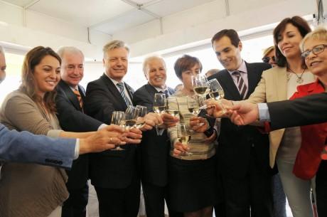 El Ayuntamiento de Montilla se suma al brindis Movimiento Vino DO
