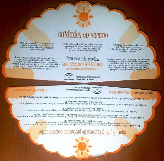 Los hospitales de la Agencia Sanitaria Alto Guadalquivir aconsejan sobre cuidados frente al calor y prevención del cáncer de piel