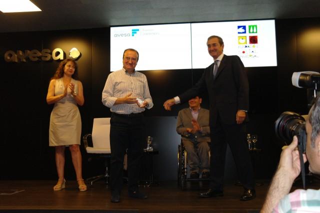 La Fundación Social Universal  premiada en la I Convocatoria Emprendis de la Fundación Ayesa