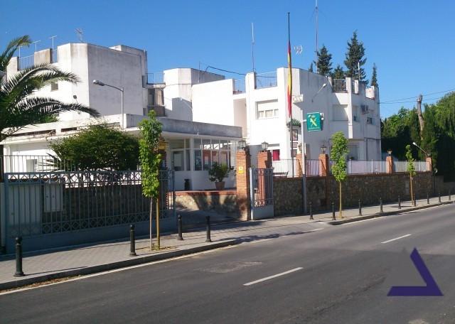 La Guardia Civil detiene en Montilla a una persona por supuesto delito de injurias a través de Internet a la Guardia Civil