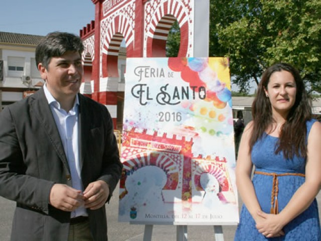 Presentado el cartel de la Feria del Santo 2016