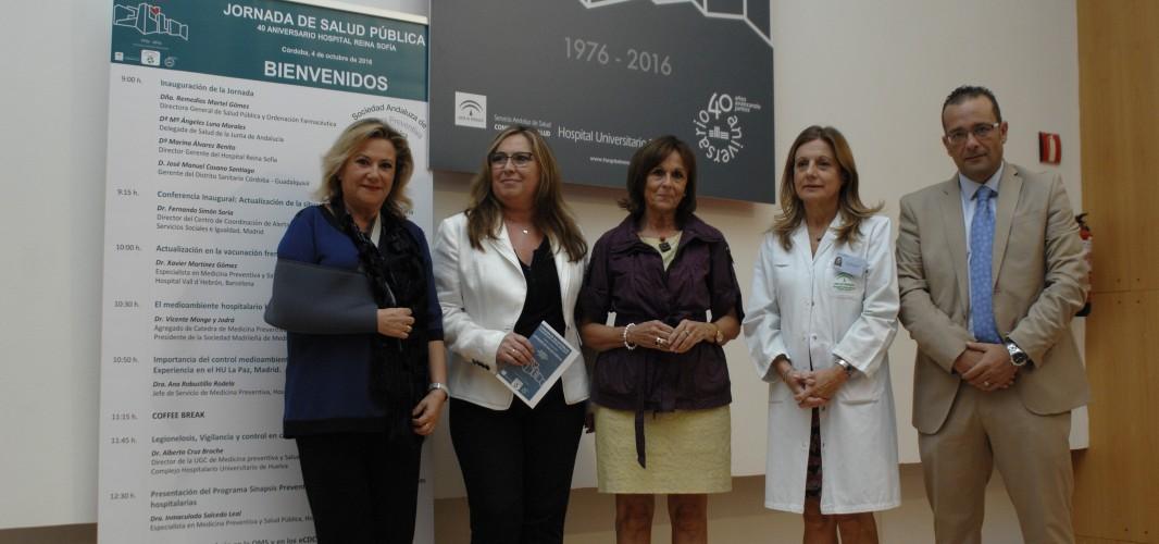 Más de 200 especialistas revisan los principales avances en Salud Pública en el Hospital Reina Sofía