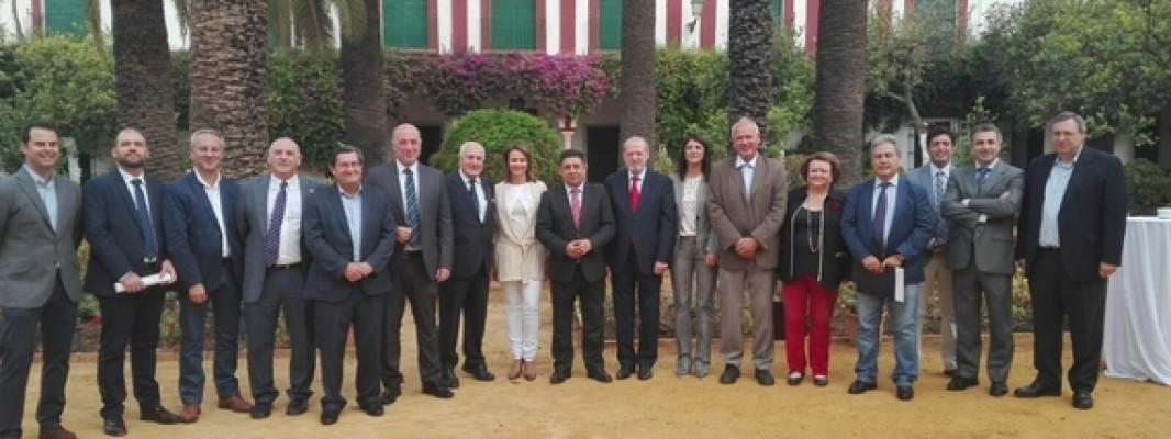 La Diputación de Córdoba apoya la candidatura para la declaración del Paisaje del Olivar como Patrimonio Mundial de la Humanidad
