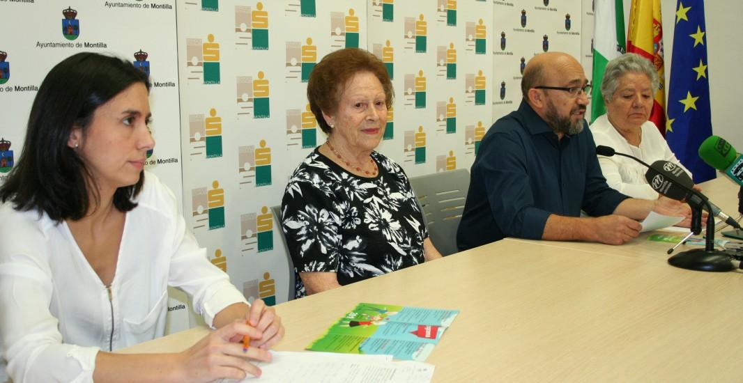 La XVII Asamblea de Mayores de Montilla se celebrará en el Teatro Garnelo