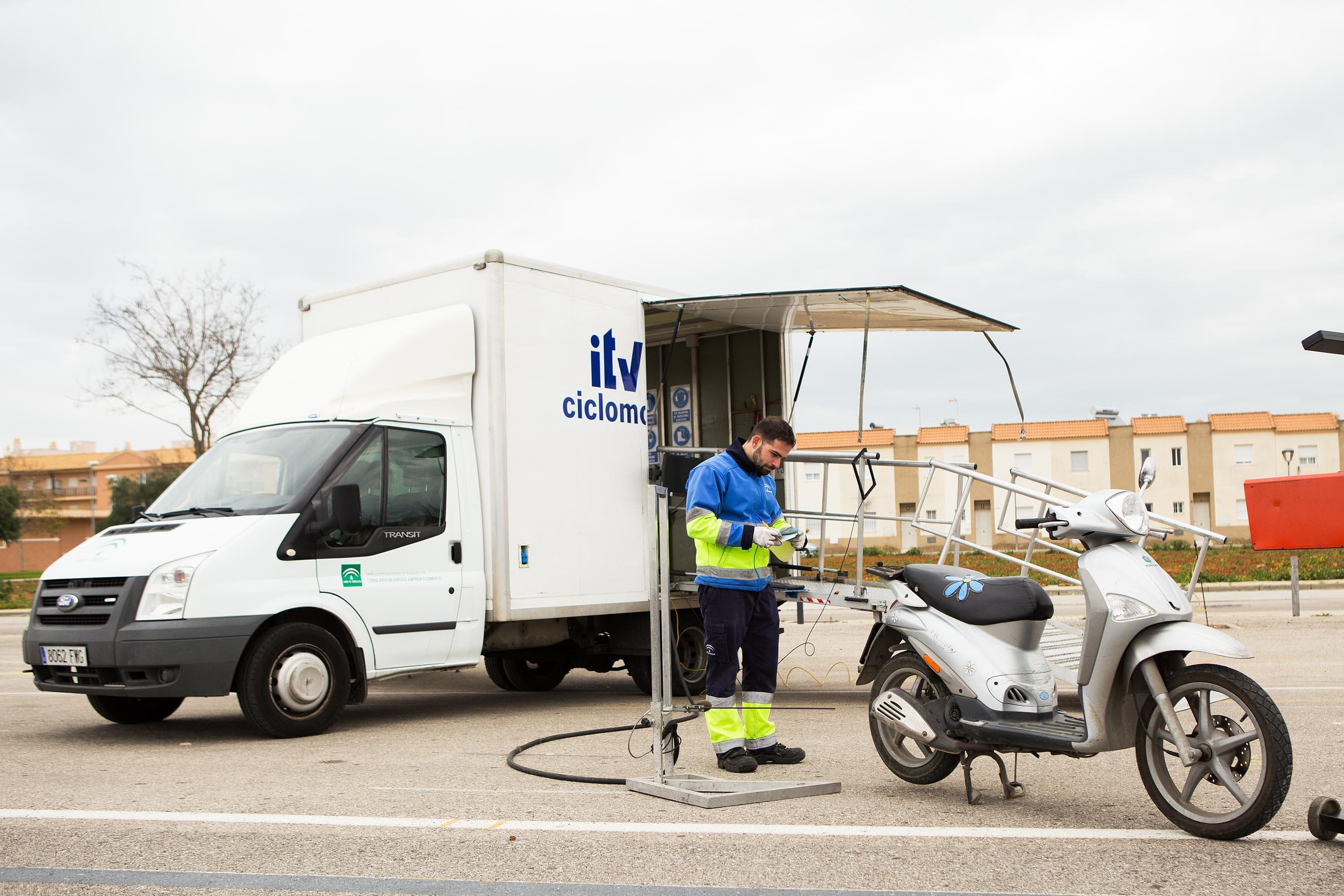 iTv Movil Ciclomotores