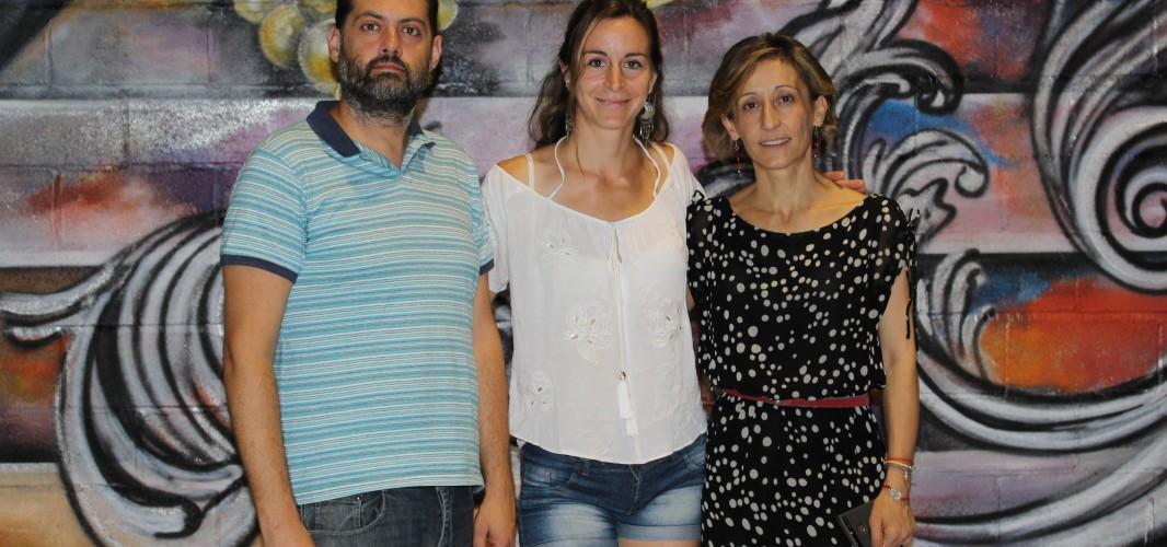 La artista argentina Gisel Rosso decorará con murales varios lugares de Montilla