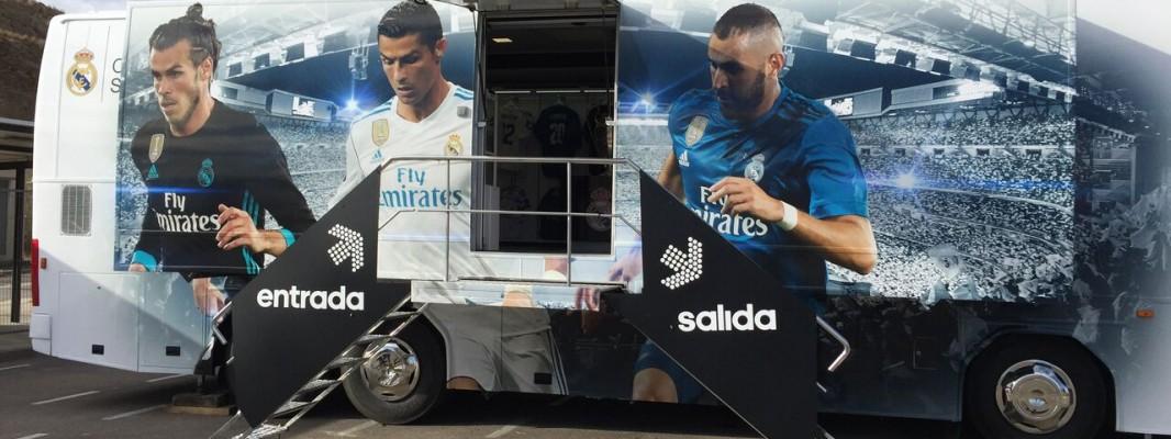 La Champions del Real Madrid llega a Córdoba durante los días 20 y 21 de febrero