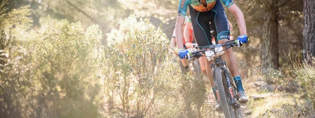 Arranca la octava edición de 'Andalucía Bike Race' en Córdoba y Jaén, este año con una mayor relevancia internacional y más presencia femenina