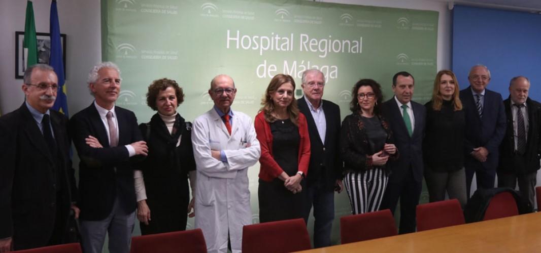 Málaga contará con un nuevo hospital gracias a una inversión de 230 millones de euros de la Junta