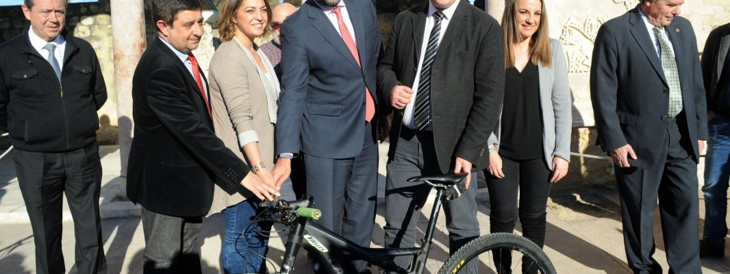 La competición de ciclismo de montaña 'Andalucía Bike Race' arranca en cinco días
