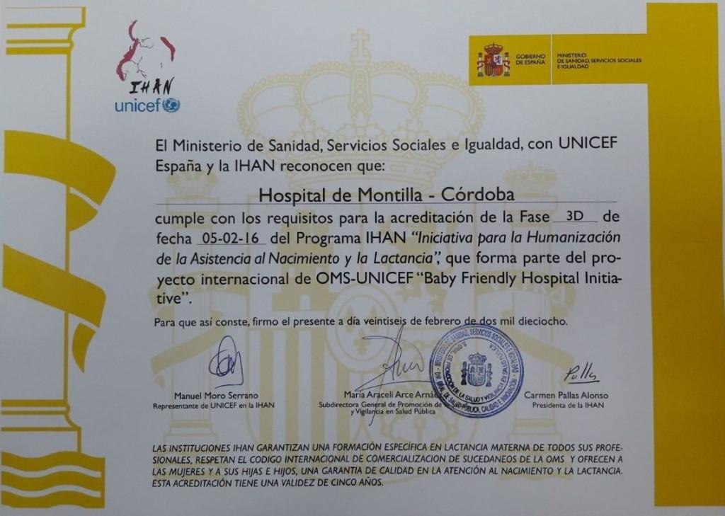 Diploma IHAN 3D HM