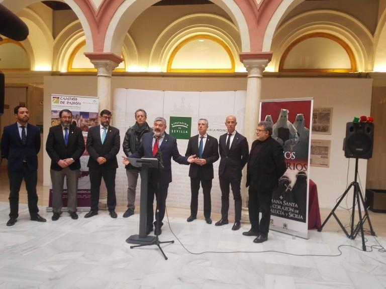 foto grupo Inauguración Exposición