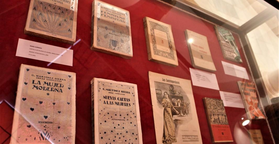 """La Casa de las Aguas abre sus puertas a la exposición """"Mujeres escritoras, mujeres impresoras"""""""