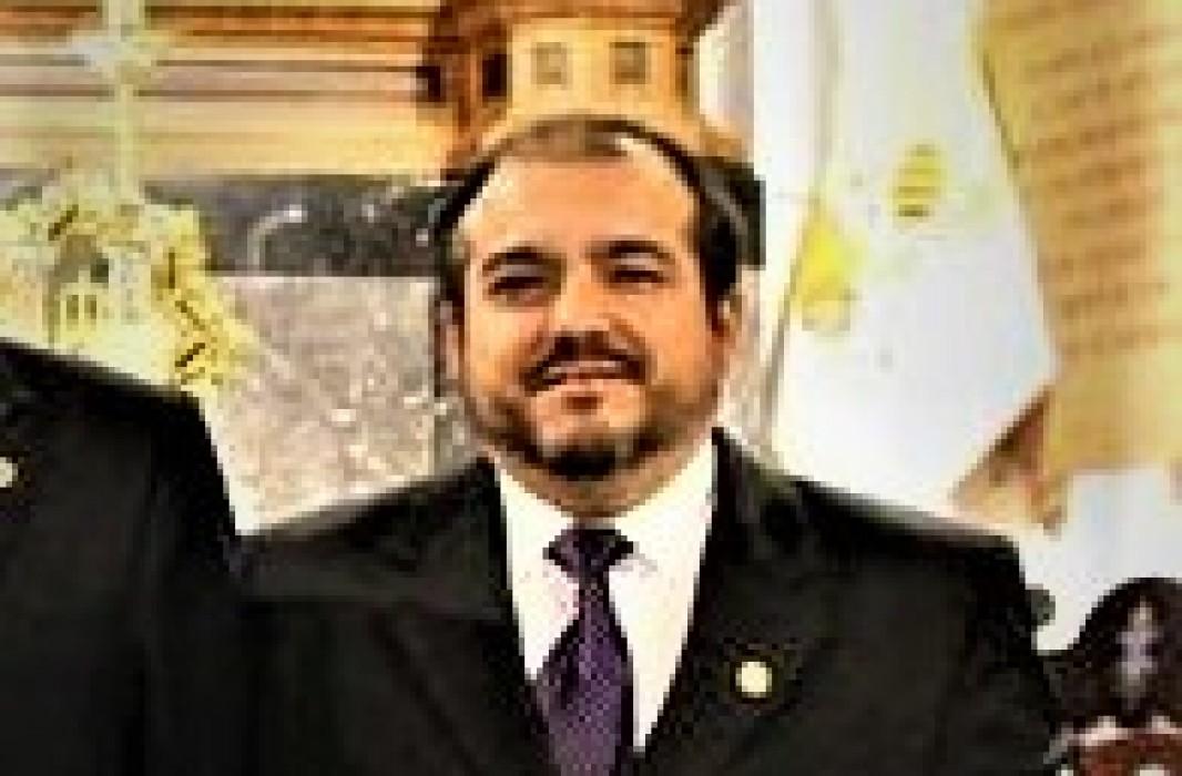 """Francisco José Gázquez: """"La Agrupación de Cofradías intenta facilitar en todo lo posible las actuaciones de las hermandades montillanas""""."""
