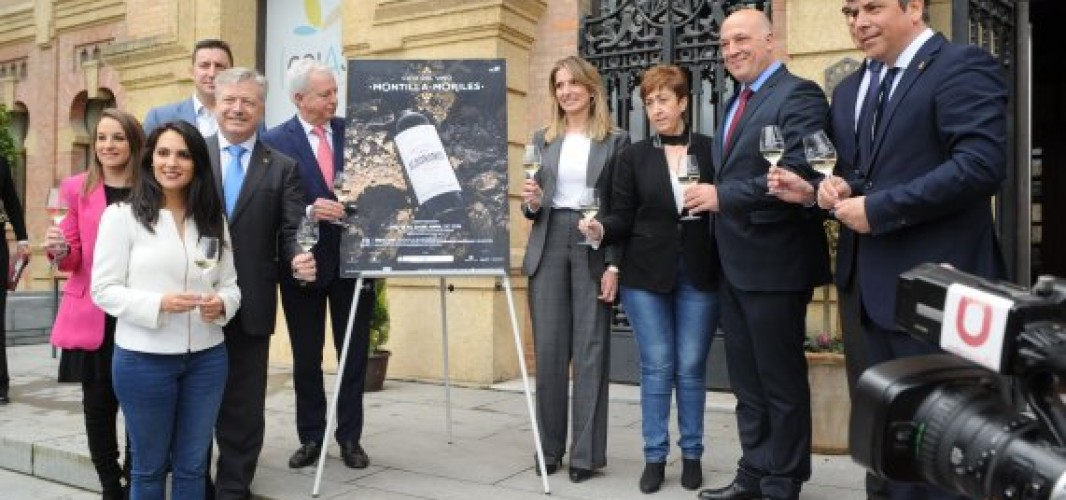 XXXI Cata del Vino Montilla-Moriles, presentada en el Rectorado de la UCO