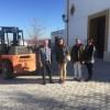 La Delegación de Cooperación con los Municipios mejora la accesibilidad y la seguridad de varios espacios y calles de Monturque