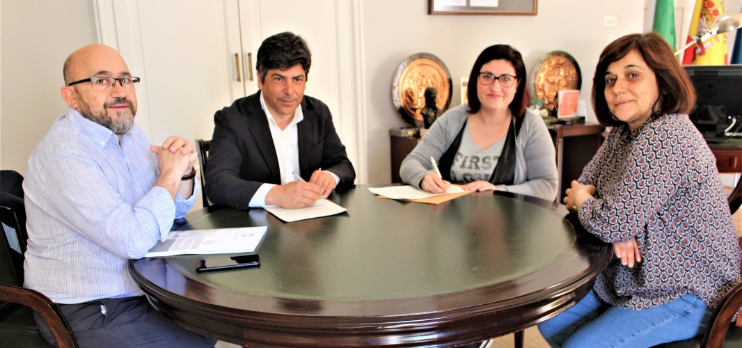 """""""Deporte para todos"""", una nueva actividad que se realizará gracias al convenio firmado entre Anfimo y el Ayuntamiento"""
