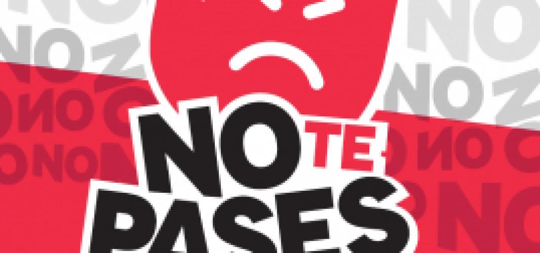"""""""No te pases"""", una campaña para evitar las agresiones sexistas en las ferias y fiestas"""