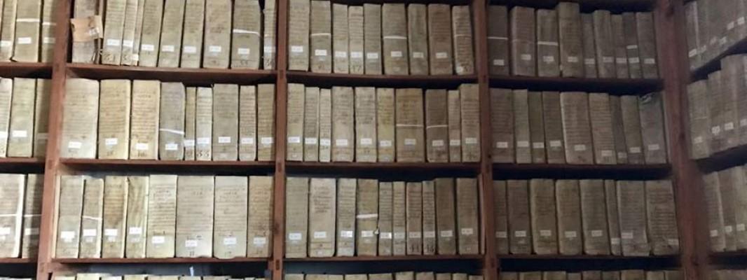 Seis millones de documentos del archivo de Medina Sidonia estarán accesibles en 2019