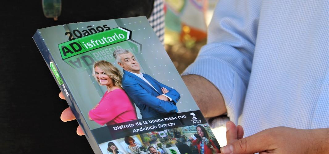 Andalucía Directo visitará la ciudad para firmar el libro de su 20º Aniversario, con Modesto Barragán