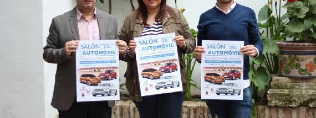 El Salón del Automóvil de Peñarroya-Pueblonuevo persigue la dinamización del sector y del comercio local del municipio