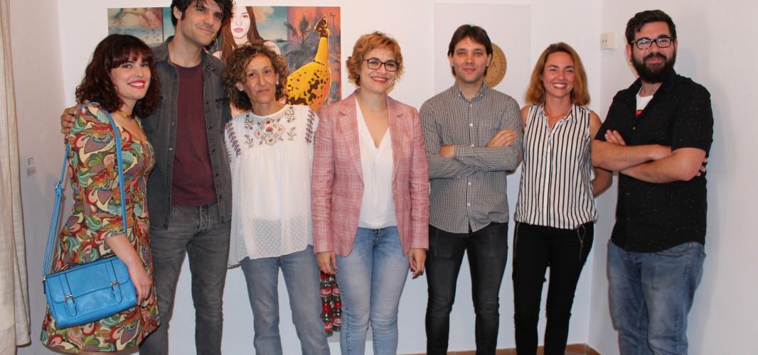"""La Casa del Inca acoge la exposición """"Bajo la forma del postre"""""""