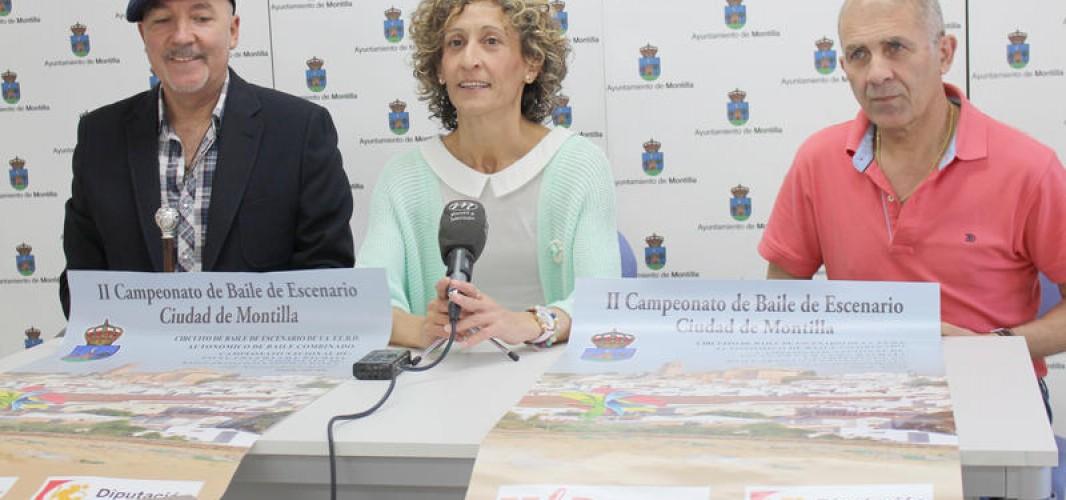 Abierta la inscripción del II Campeonato de Baile Ciudad de Montilla