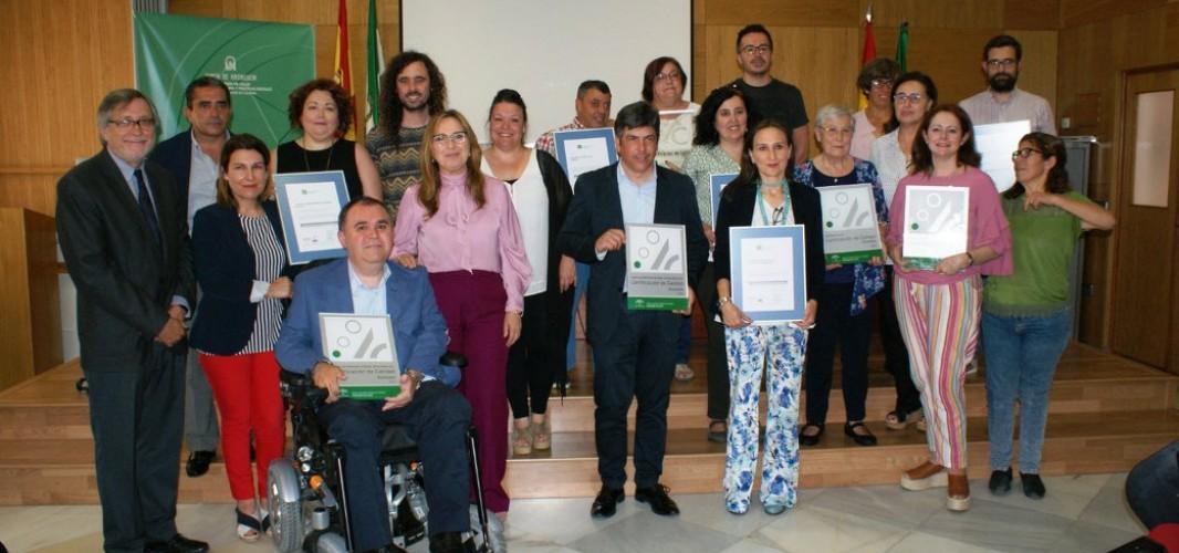 Servicios Sociales recibe la acreditación de calidad de la Agencia de Calidad Sanitaria de Andalucía