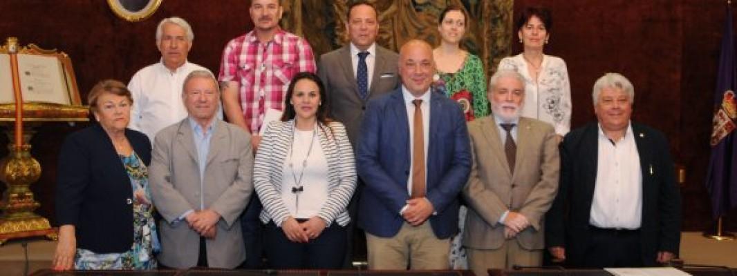 La Diputación de Córdoba destina 77.100 euros a una decena de convenios en materia de Participación Ciudadana