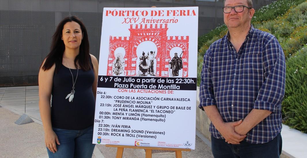 El Pórtico de Feria cumple 25 años