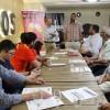 """Luis Márquez abre la segunda temporada de """"Nos tomamos un medio"""" con un workshop sobre ecogastronomía dirigido a hosteleros"""