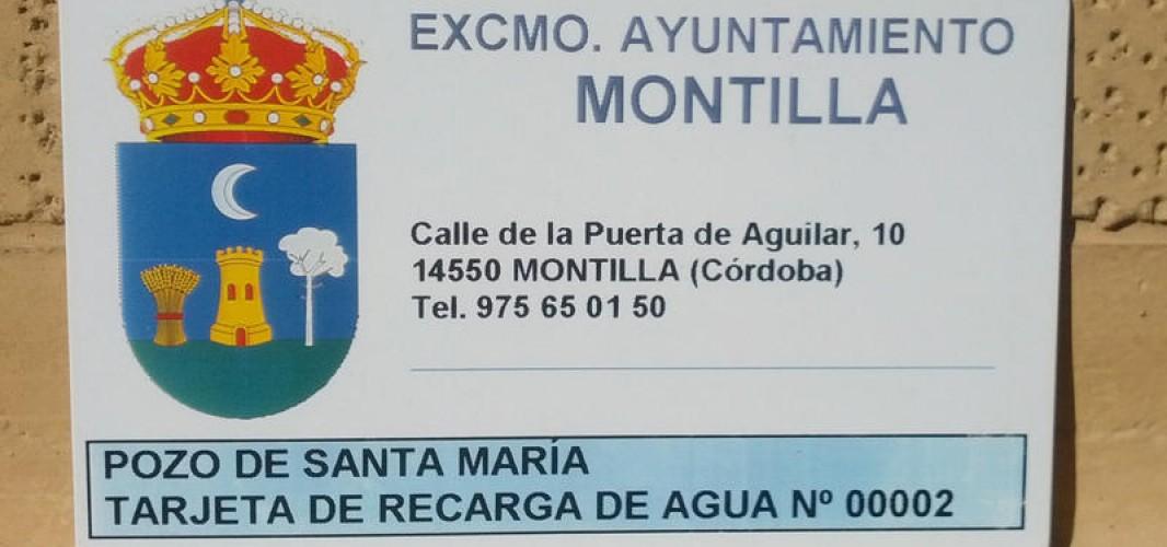 Restablecido el sistema de suministro de agua del Pozo de Santa María