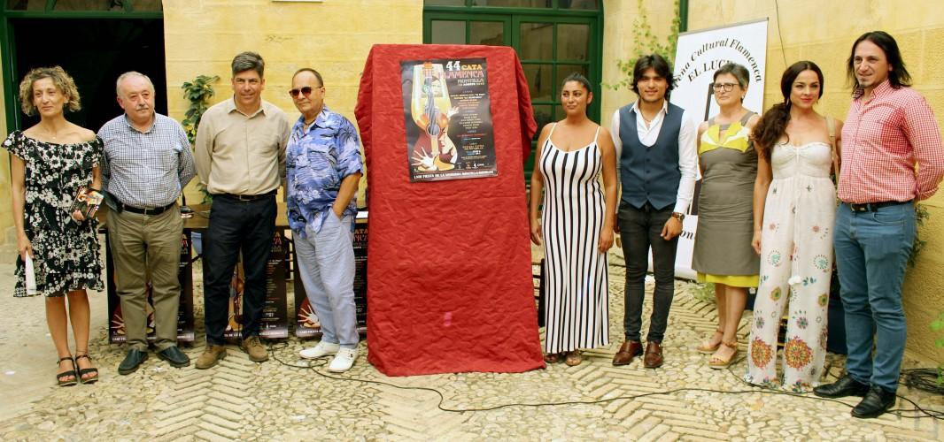 Presentado el Cartel de la 44 Cata Flamenca