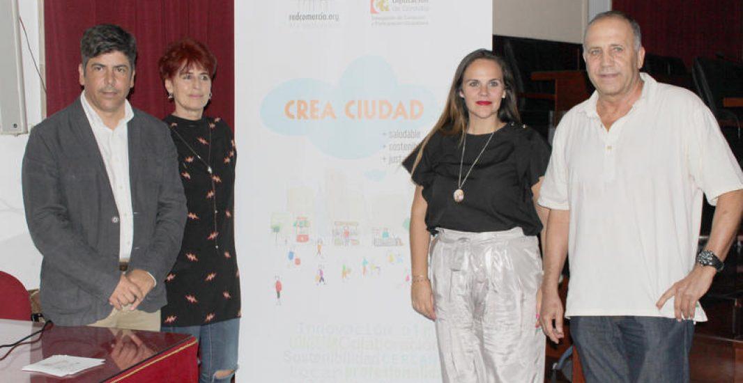 """El proyecto """"Crea Ciudad"""" buscará fórmulas para potenciar el comercio de Montilla"""