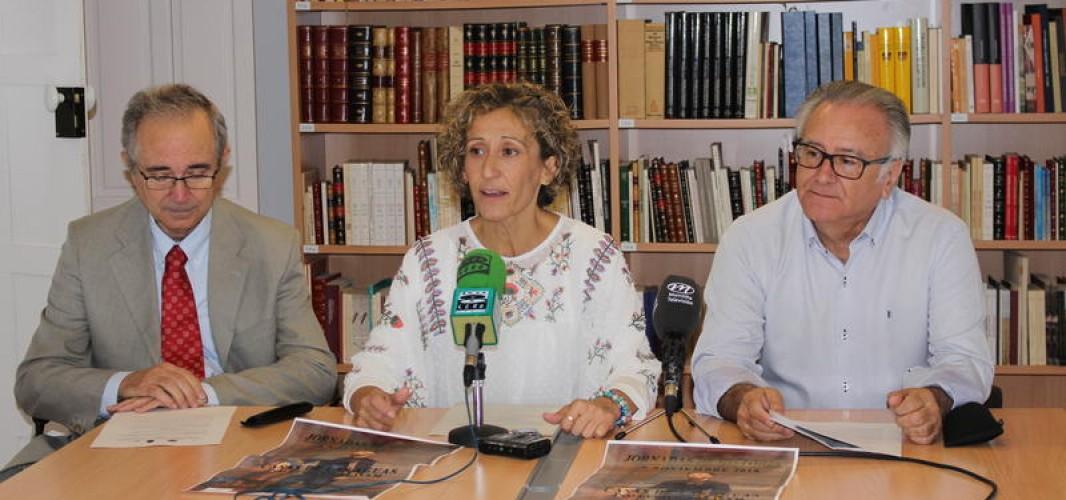 Sánchez Molero y el Patrimonio montillano protagonistas de las VIII Jornadas de Historia