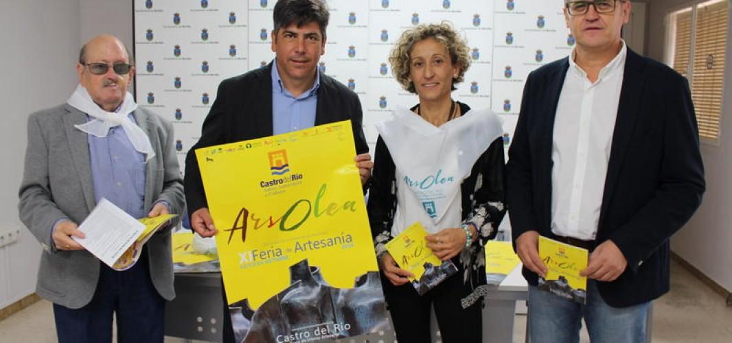 Montilla será el municipio invitado en la feria Ars Olea de Castro del Río
