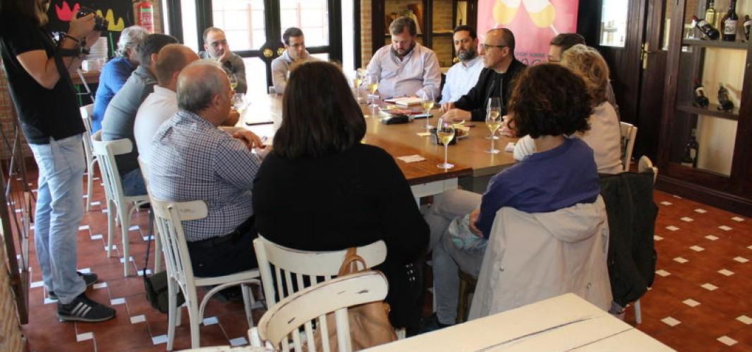 """Alfonso Alcántara protagoniza el workshop """"Más allá de tu marca profesional"""""""