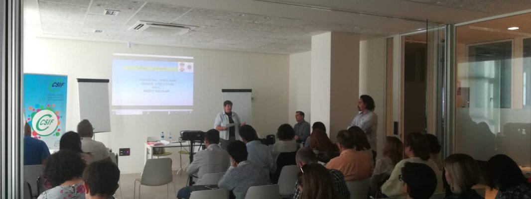 CSIF Córdoba organiza unas jornadas para mejorar la preparación de los directores escolares