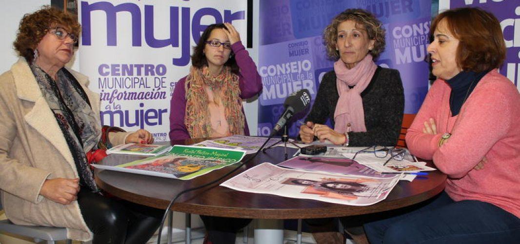 El mes de noviembre acoge la mayoría de los actos con motivo del Día Internacional para la Eliminación de la Violencia hacia la Mujer