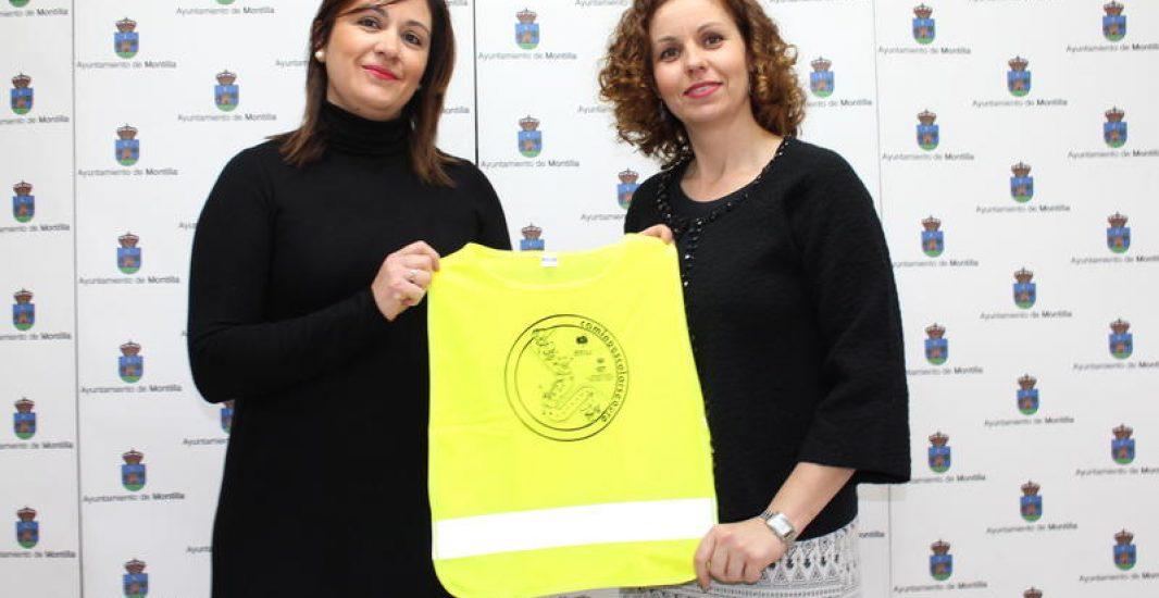 El Ayuntamiento valora positivamente la acogida del pedibus y baraja continuar su implementación en el resto de colegios
