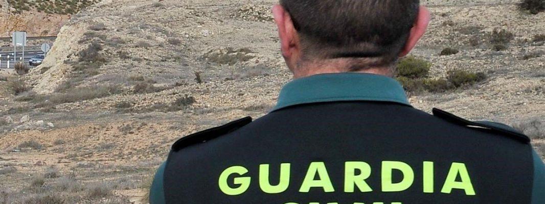 La Guardia Civil detiene a seis personas como supuestas autoras de cuatro delitos de hurto de aceituna