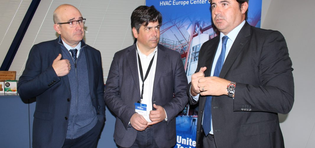 El alcalde montillano visita UTC para conocer el proyecto de ampliación por el que se van a crear 132 nuevos puestos de trabajo en los próximos meses