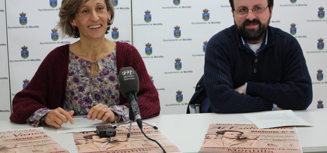 La Banda Sinfónica de Córdoba actuará en Montilla el próximo 3 de febrero