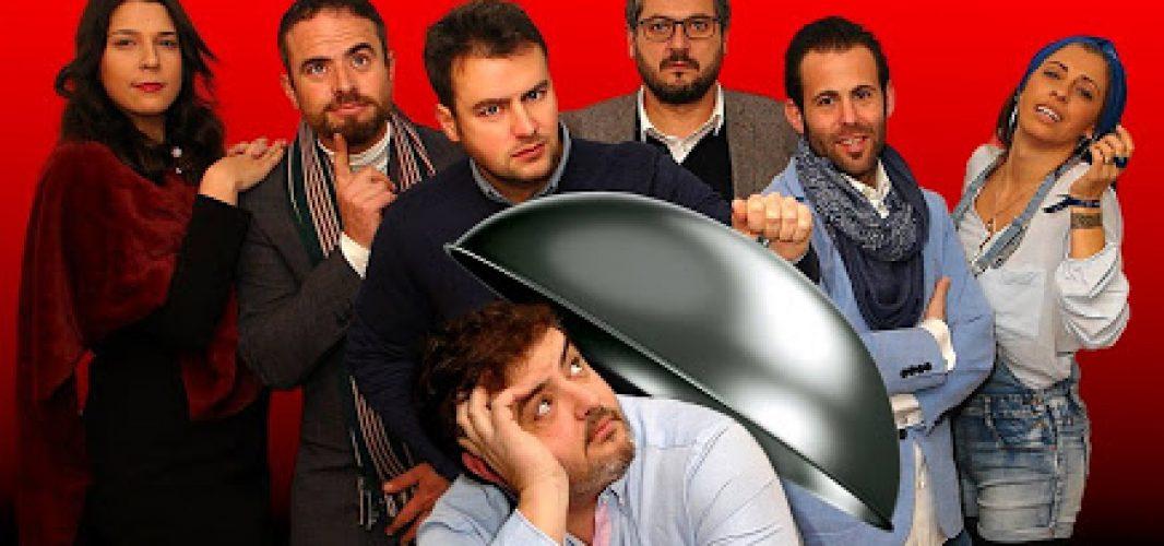 """Grupo de Teatro """"La Columna"""" presenta """"La Cena de los idiotas""""."""