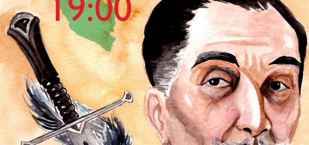"""Presentación de """"El otro Garcilaso"""" de Juan Luis Patilla Alba"""
