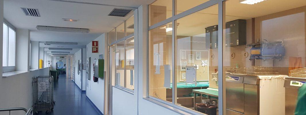 El SAS licita por más de 240.000 euros la redacción del  proyecto de reforma del Área quirúrgica del Hospital Infanta Margarita