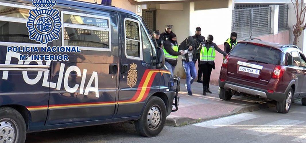 Ingresa en prisión el presunto terrorista de DAESH detenido por la Policía Nacional en Málaga