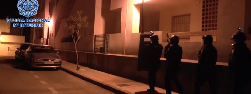 La Policía Nacional detiene en Málaga a un  individuo por su presunta pertenencia a la organización terrorista DAESH